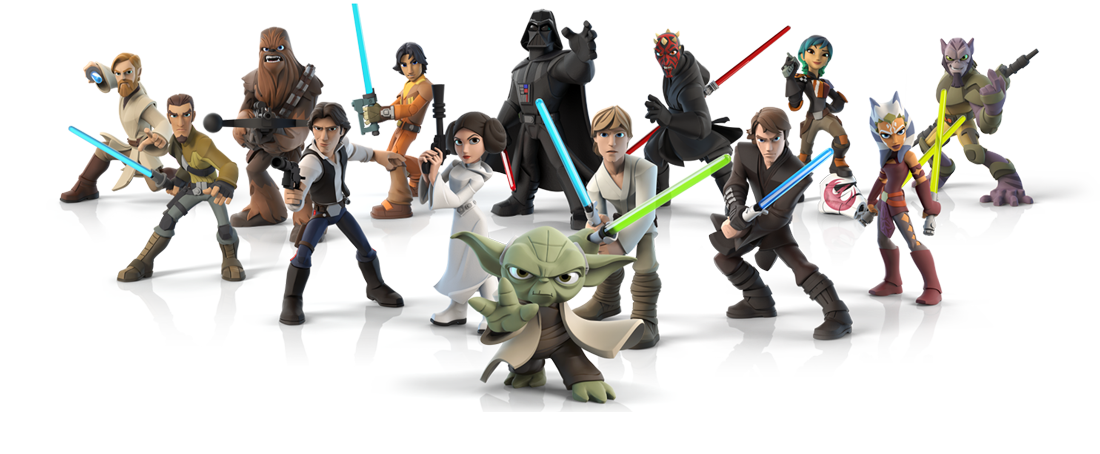 Disney Infinity 3 0 Star Wars Przebudzenie Mocy Konsole I