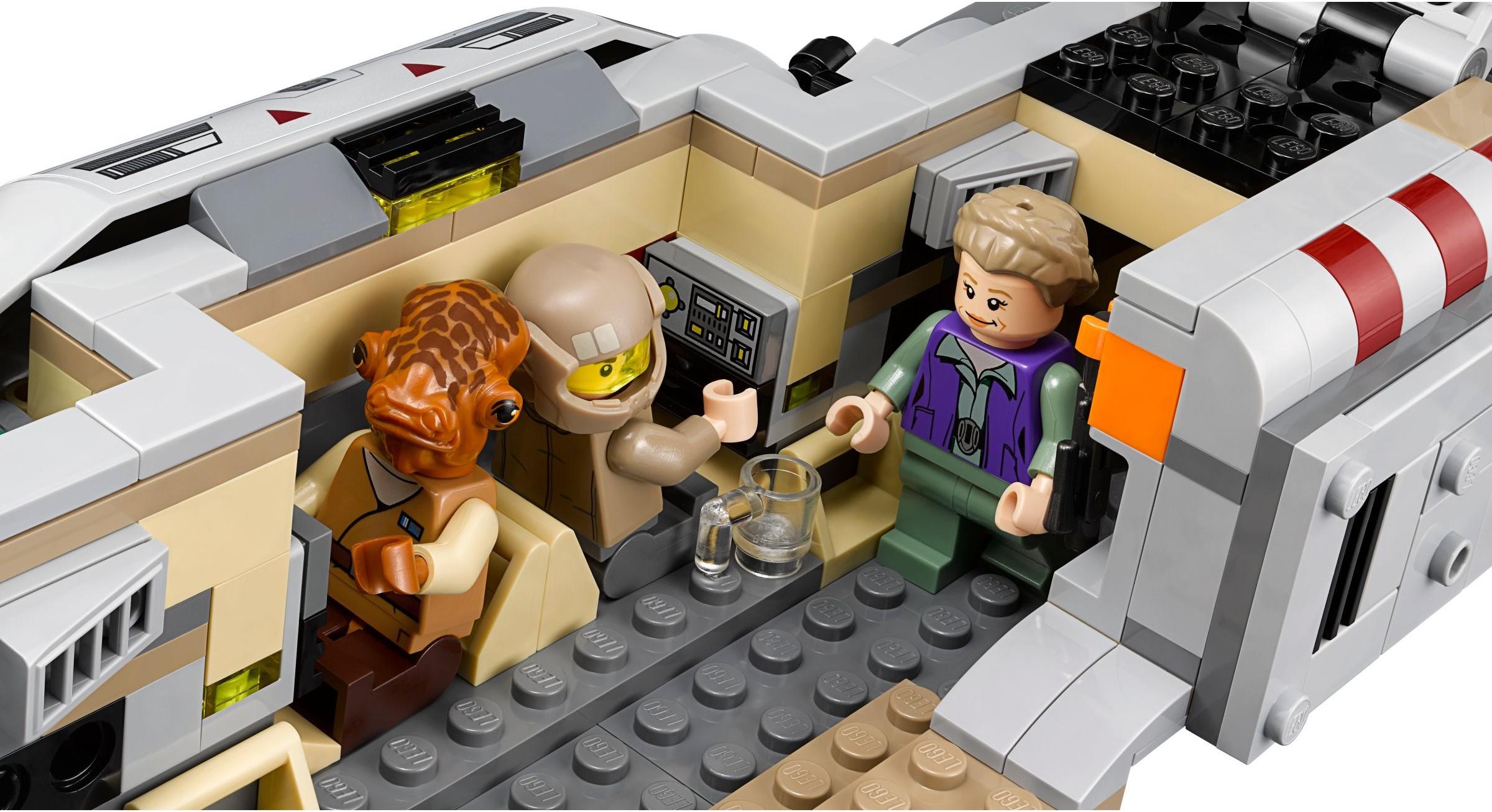 Lego 75140 Star Wars Transporter Ruchu Oporu 75140