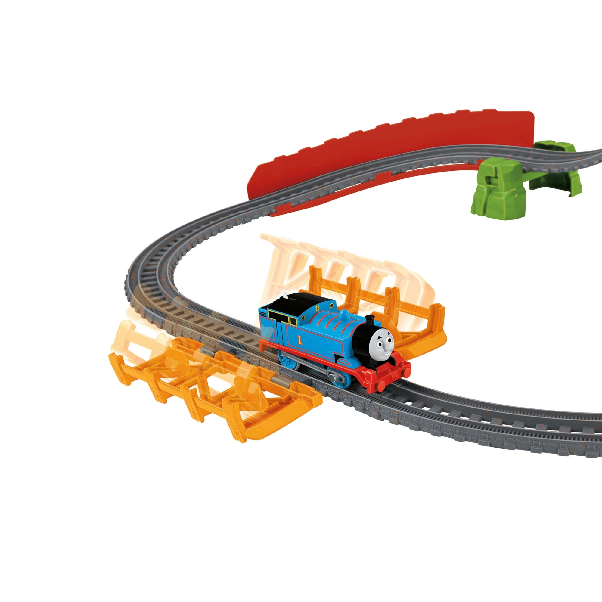 Thomas and friends Avalanche Lawina