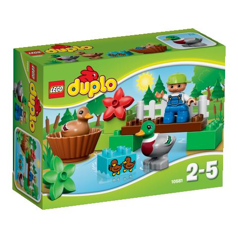 Klocki Lego Duplo Kaczki