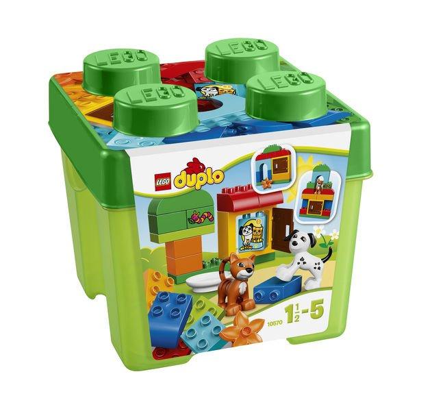 Klocki Lego Duplo Zestaw Upominkowy