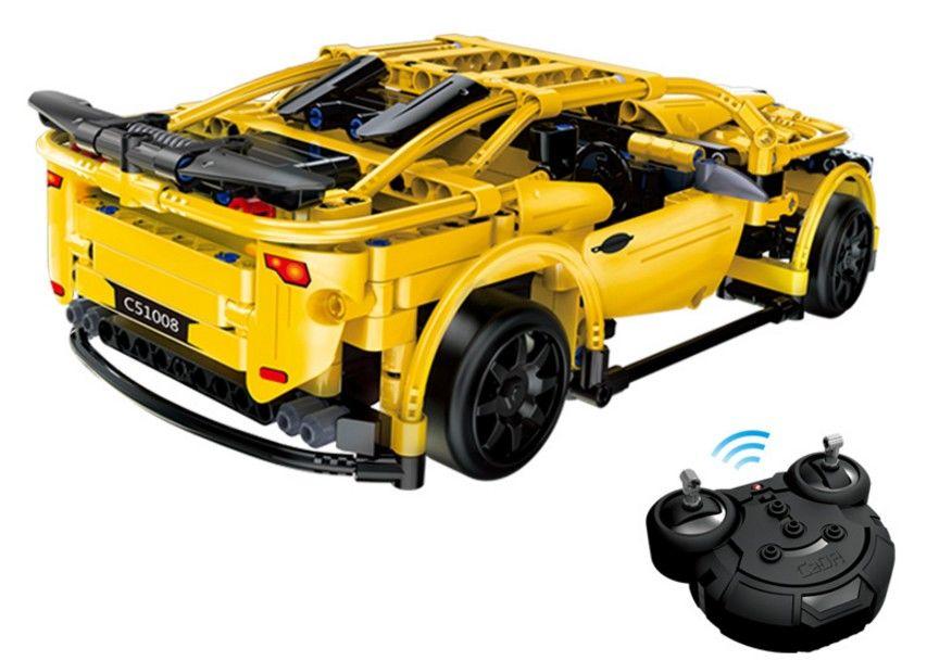 Klocki Techniczne Cada C51008w Zdalnie Sterowany Chevrolet Flytoypl