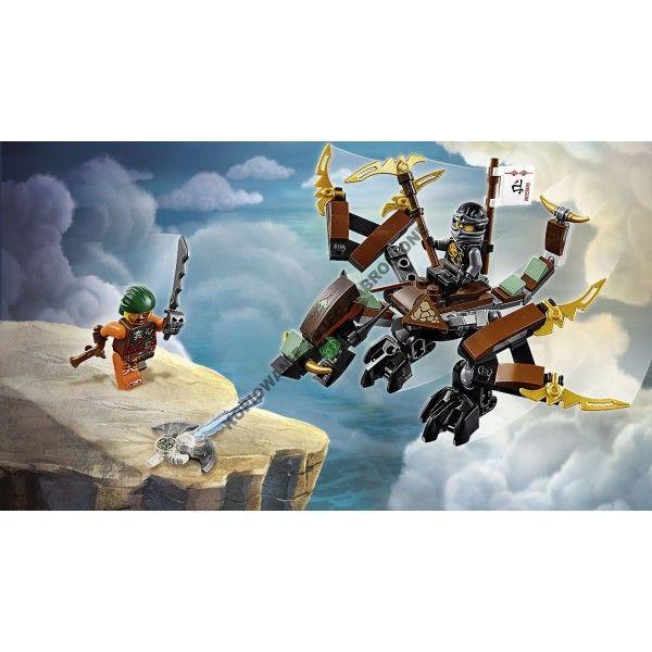 LEGO NINJAGO 70599 Smok Cole'a LEGO \ LEGO Ninjago
