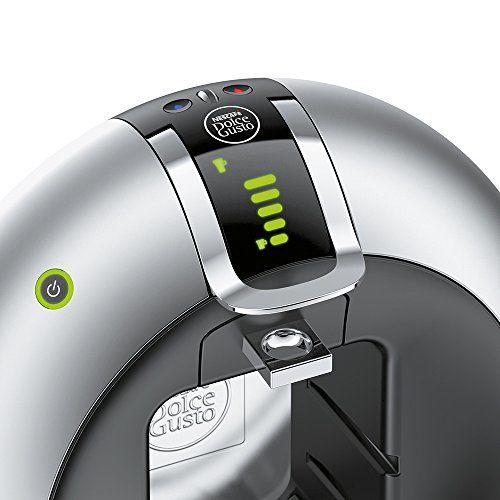 Rewelacyjny NESCAFE Dolce Gusto Ekspres DeLonghi EDG Kapsułki Srebrny Elektronika RD07