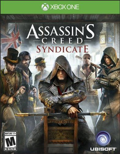 ASSASSIN'S CREED SYNDICATE XBOX ONE NOWA FOLIA