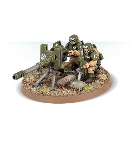 Cadian Heavy Weapon Squad WH 40k