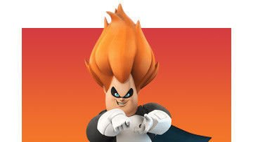 Disney Infinity Villains 3 FIGURKI DO GRY