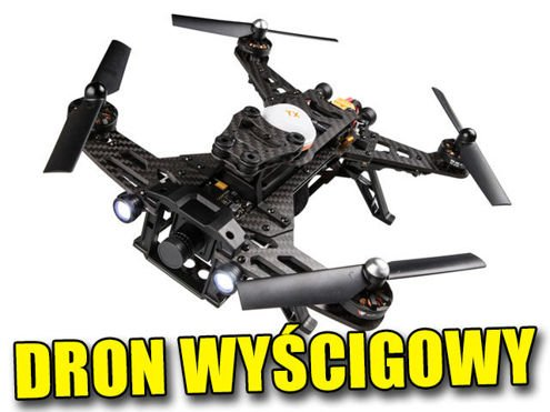 Dron Walkera Runner 250 Racing  OSD HD kamera RTF3