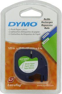 Dymo S0883980 LetraTag LT-100H Label ABC Kayboard