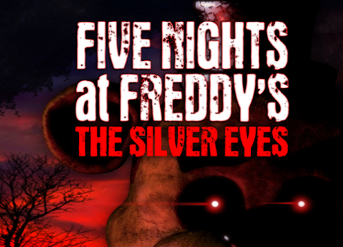 FIVE NIGHTS AT FREDDY'S Silver Eyes (ang)