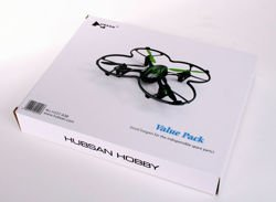 Hubsan H107C value pack
