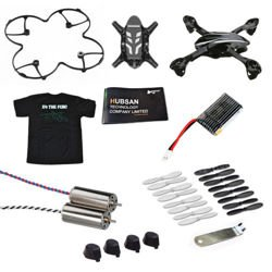 Hubsan H107L value pack