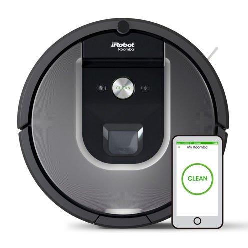 robot sprz taj cy irobot roomba 960 wi fi. Black Bedroom Furniture Sets. Home Design Ideas