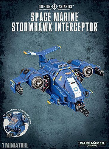 Space Marine Stormhawk Interceptor Tabletop