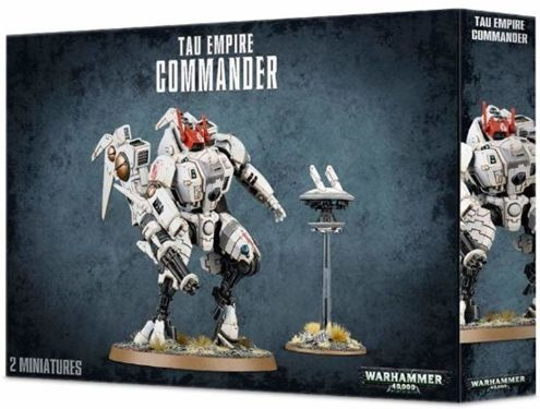 Tau Empire Commander Plastic Kit