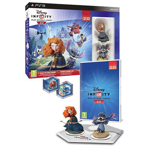 The Disney Infinity: Toy Box Combo Pack (Edycja 2.0)