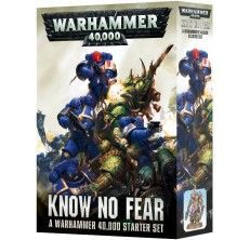 Warhammer 40000: Know No Fear