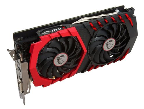 karta graficzna MSI GeForce GTX 1060 Gaming X 3G