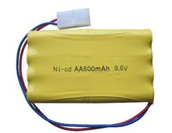 Akumulator LAND BUSTER NQD 9.6V 800mAh Ni-cd
