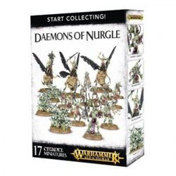 Start Collecting Daemons of Nurgle Miniature
