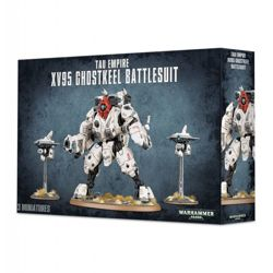Warhammer 40000 Tau Empire XV95 Ghostkeel Battlesu
